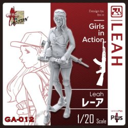 Photo1: [TORI FACTORY][GA-012]Leah