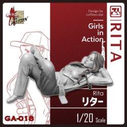 Photo1: [TORI FACTORY][GA-018]Rita