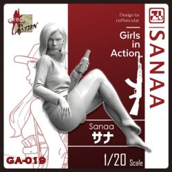 Photo1: [TORI FACTORY][GA-019]Sanaa
