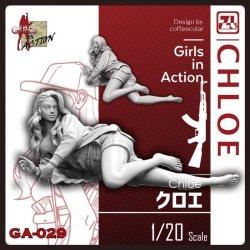 Photo1: [TORI FACTORY][GA-029]Chloe