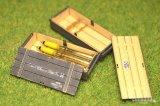 コバニア模型工房[FS-079]ドイツ56口径8.8cmkwk36砲弾薬木箱
