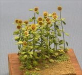 [Kamizukuri] [A-1-48] Sunflower (1/48 scale)