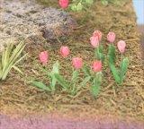 [Kamizukuri] [A-3-48] Tulip (1/48 scale)