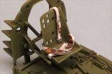 [Kamizukuri] [FP-31HD]1/32 WW2 Fighter Cockpit Seat Belt Set Japan
