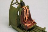 [Kamizukuri] [FP-32HD]1/32 WW2 Fighter Cockpit Seat Belt Set Royal Air Force