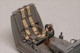 [Kamizukuri] [FP-33HD]1/32 WW2 Fighter Cockpit Seat Belt Set German