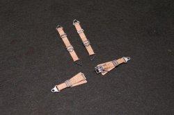 Photo1: [Kamizukuri] [FP-29] German Standard Ariplane seat belt